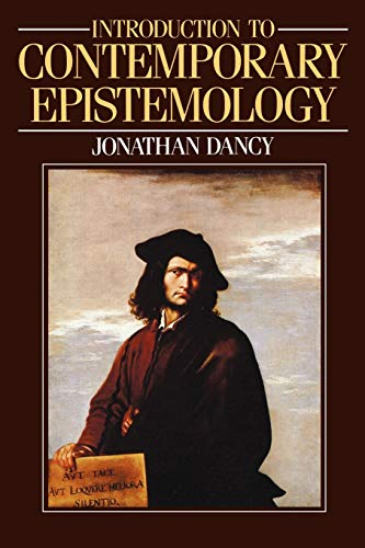 9780631136224: Introduction to Contemporary Epistemology