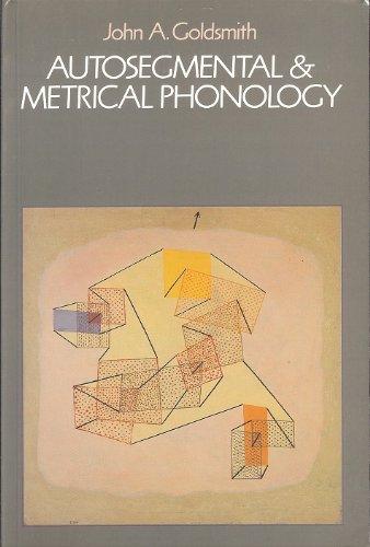 9780631136767: Autosegmental and Metrical Phonology