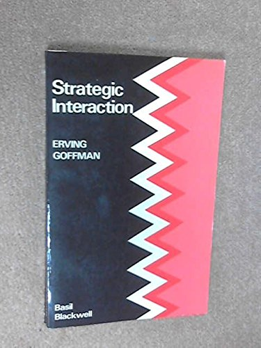 9780631137405: Strategic Interaction