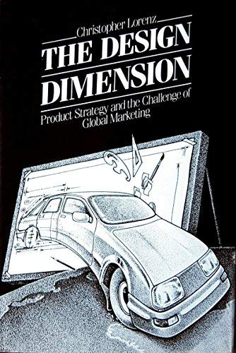 9780631137474: The Design Dimension: Product Strategy and the Challenge of Global Marketing