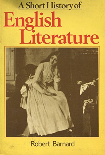9780631137627: A Short History of English Literature