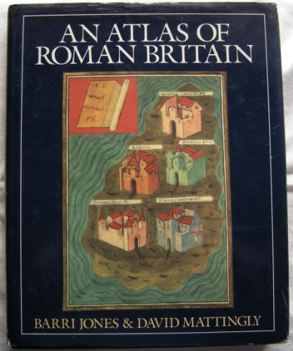9780631137917: An Atlas of Roman Britain