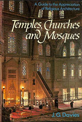 9780631138952: Temples, Churches and Mosques
