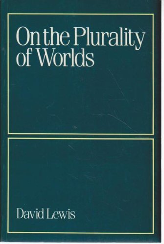 9780631139942: On the Plurality of Worlds