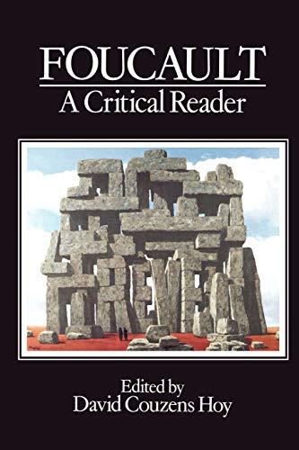 9780631140436: Foucault: A Critical Reader