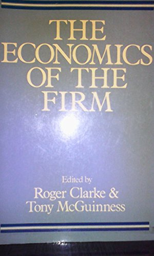 9780631140764: The Economics of the Firm