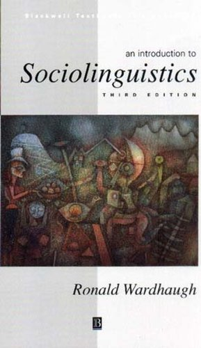 9780631142713: An Introduction to Sociolinguistics