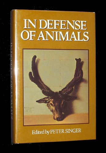 9780631143277: In Defense of Animals