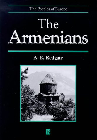 9780631143727: The Armenians (The Peoples of Europe Series)