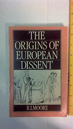 9780631144045: The Origins of European Dissent