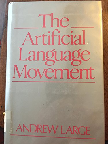 The Artificial Language Movement: Andrew Large