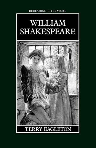 9780631145547: William Shakespeare (Rereading Literature)