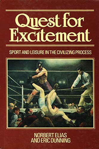 9780631146544: Quest for Excitement: Sport and Leisure in the Civilizing Process