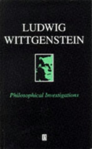 9780631146704: Philosophical Investigations