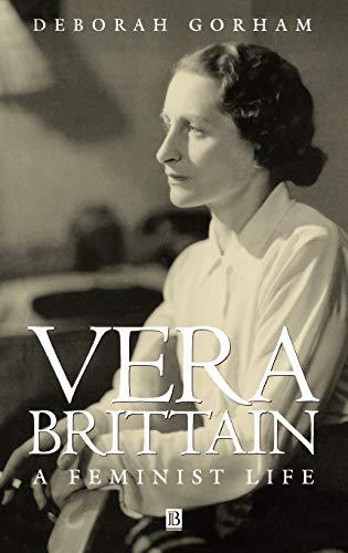 9780631147152: Vera Britain: A Feminist Life