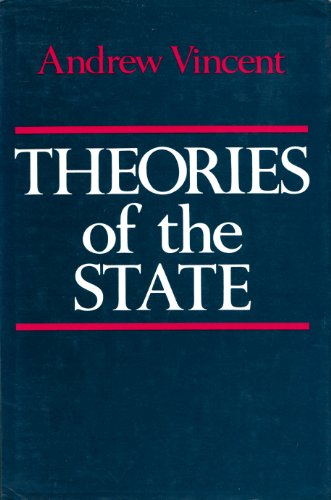 9780631147282: THEORIES OF THE STATE