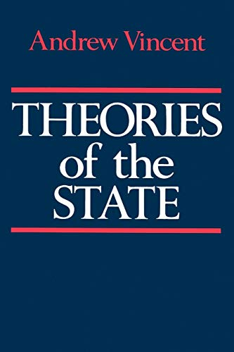 9780631147299: Theories of the State