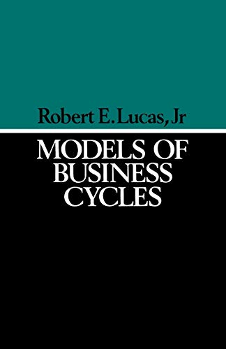 9780631147916: Models of Business Cycles
