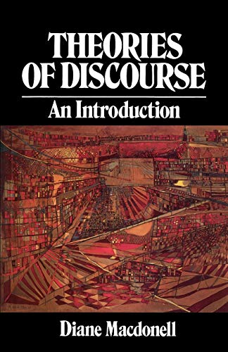 9780631148395: Theories of Discourse: An Introduction