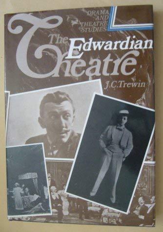 9780631148708: Edwardian Theatre (Drama & Theatre Studies)