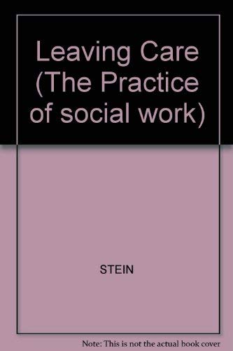 9780631148753: Leaving Care (The Practice of social work)