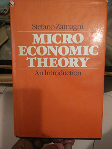 9780631148869: Microeconomic Theory: An Introduction