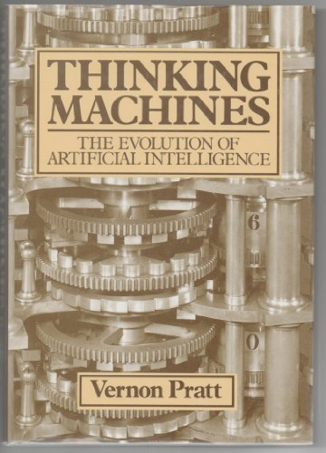 9780631149538: Thinking Machines: The Evolution of Artificial Intelligence