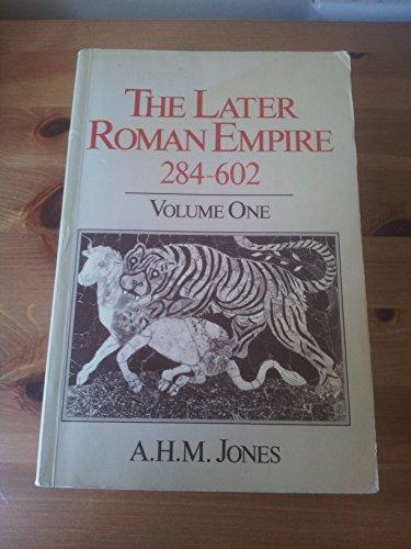 9780631149651: Later Roman Empire 284-602: A Social, Economic and Administrative Survey (2 Volume Set)