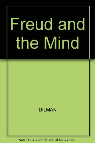 9780631150053: Freud and the Mind