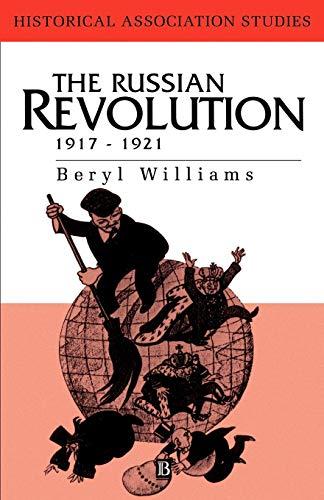 9780631150831: The Russian Revolution 1917-1921: History Association Studies (Historical Association Studies)