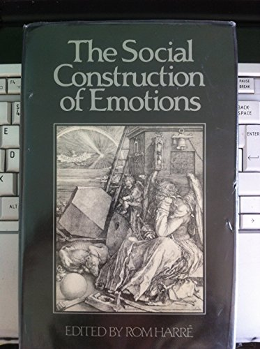 9780631151999: Soc Construction of Emotions