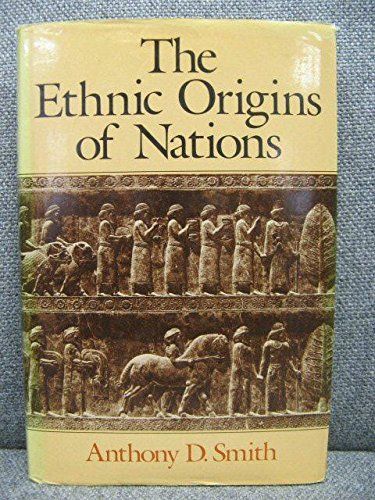 9780631152057: The Ethnic Origins of Nations