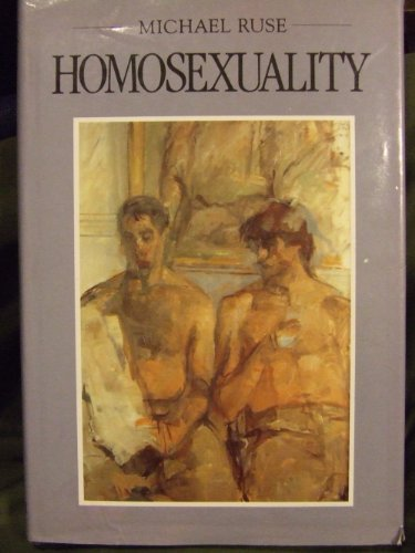 9780631152750: Homosexuality: A Philosophical Inquiry