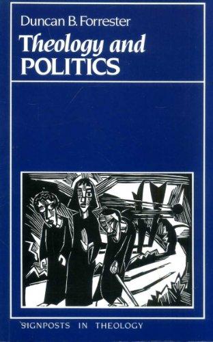 9780631152835: Theology and Politics