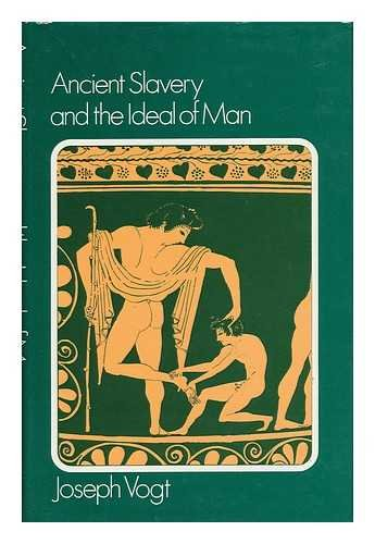 9780631153108: Ancient Slavery and the Ideal of Man (Blackwell's classical studies)