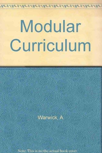 9780631153238: Modular Curriculum