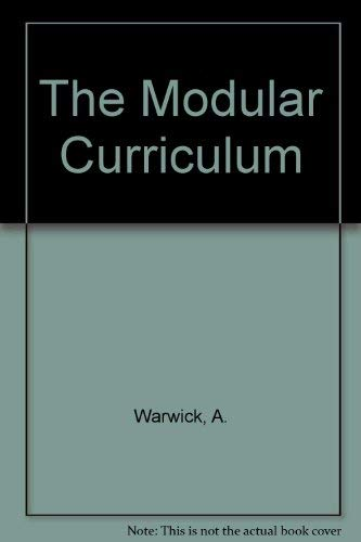 9780631153245: The Modular Curriculum