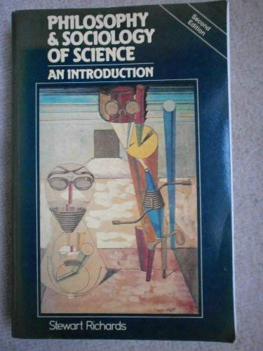 9780631153627: Philosophy and Sociology of Science: An Introduction