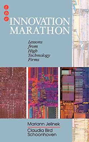 The innovation marathon: lessons from high technology: JELINEK, Mariann and