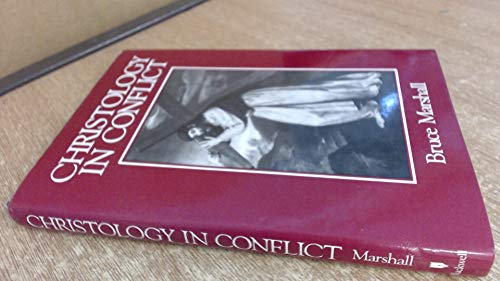 9780631154655: Christology in Conflict: Identity of a Saviour in Rahner and Barth