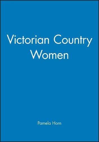 Victorian Countrywomen: Basil Blackwell