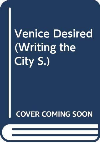9780631155539: Venice Desired