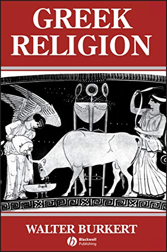 9780631156246: Greek Religion: Archaic and Classical
