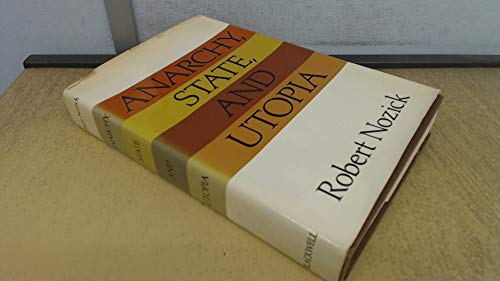 9780631156802: Anarchy, State and Utopia