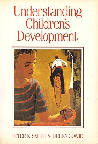 9780631157236: Understanding Children's Development