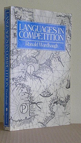 9780631157458: Languages in Competition: Dominance, Diversity, and Decline (The Language Library)
