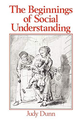 9780631157755: The Beginnings of Social Understanding