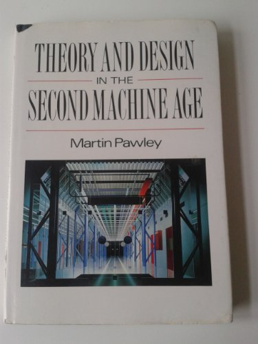 9780631158288: Theory and Design in the Second Machine Age
