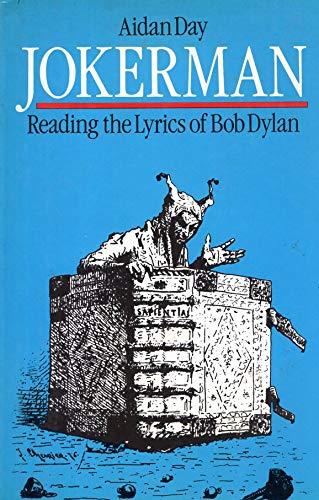 9780631158738: Jokerman: Reading the Lyrics of Bob Dylan
