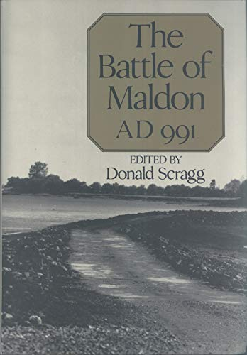 9780631159872: The Battle of Maldon, Ad 991